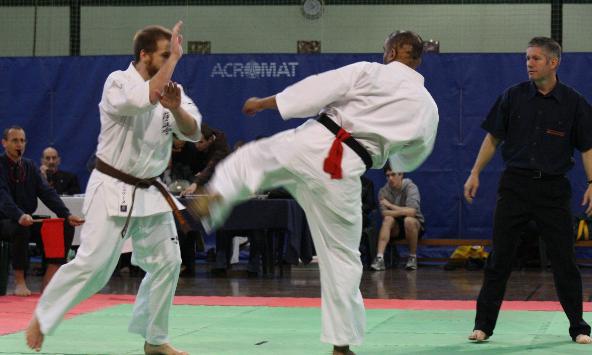 Kyokushin Brisbane Karate Dojo